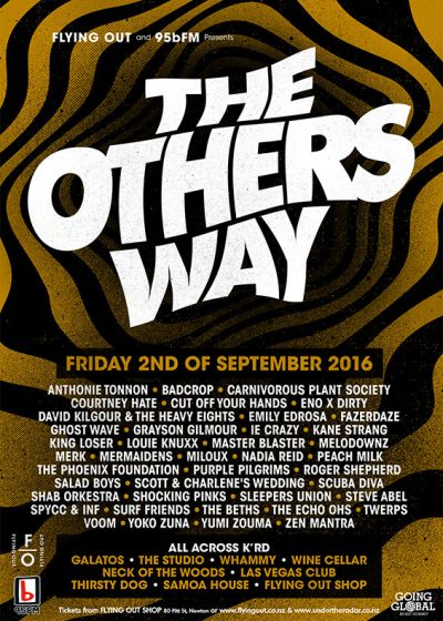 The Others Way 2016