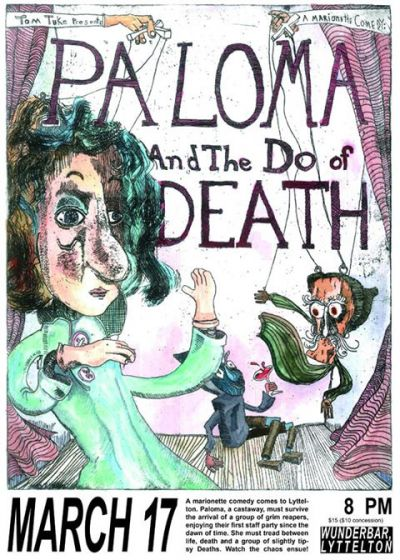 Paloma And The Do Of Death