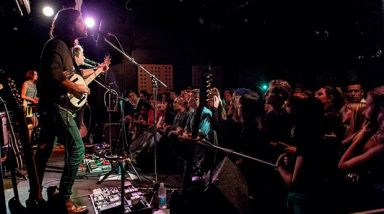 Live Photos: The Paper Kites - Auckland and Wellington