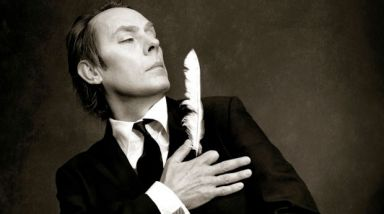 Bauhaus Frontman Peter Murphy Headed To New Zealand In December