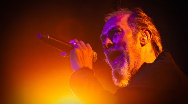 Live Photos + Review: Peter Murphy - The Powerstation, Auckland