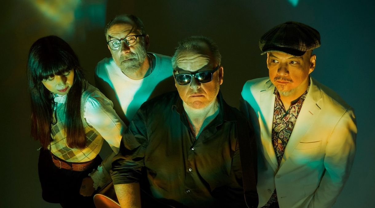 Pixies Share New Album 'Beneath The Eyrie'