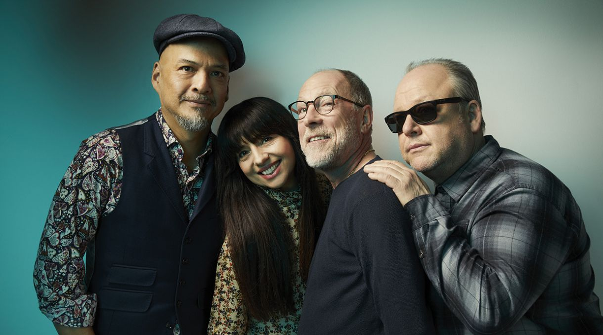 Pixies Returning To New Zealand In March