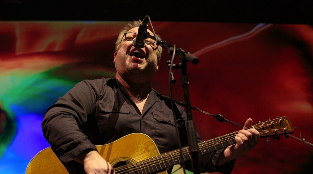 Live Photos: The Pixies - Spark Arena, Auckland