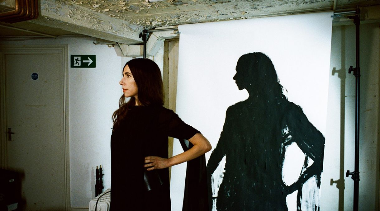 PJ Harvey Unveils Single 'The Crowded Cell'