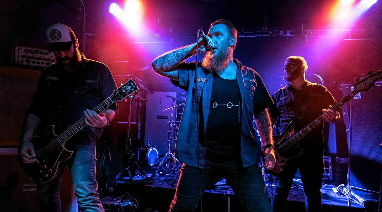 Live Photos: Planet Of The Dead, Bleed This Earth - Valhalla, Wellington