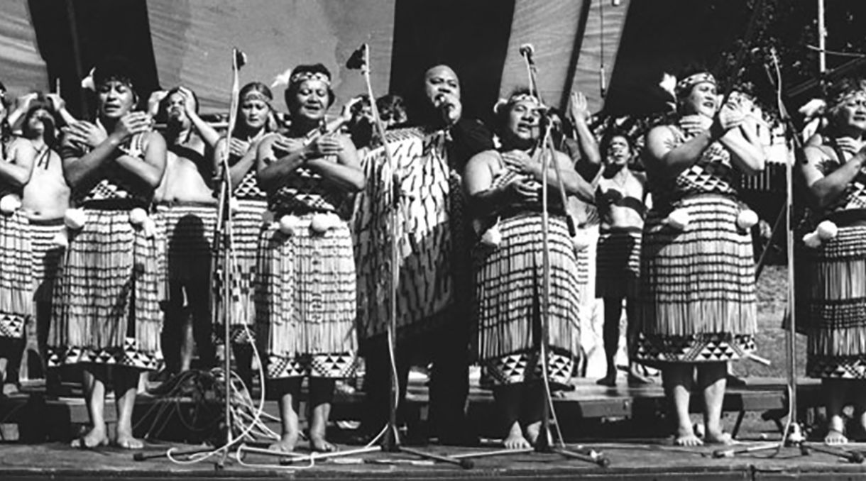 Patea Māori Club To Receive IMNZ Classic Record Award For 'Poi E'