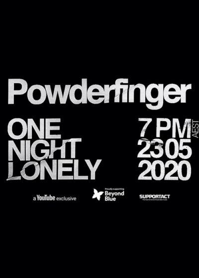 Powderfinger - One Night Lonely