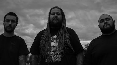Interview: Primitive Man Talk Politics, DIY and Negativity