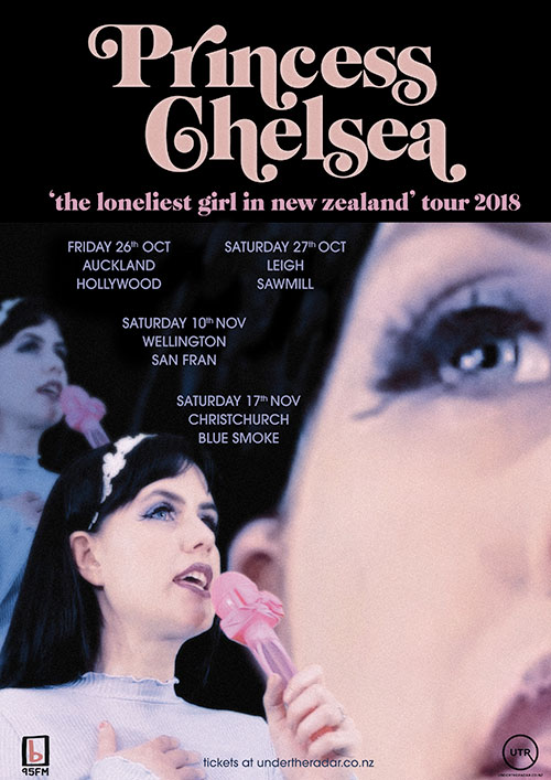 Princess Chelsea - The Loneliest Girl Tour