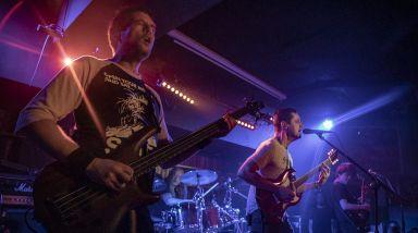 Live Photos: Propagandhi, Ayn Randy, Unsanitary Napkin – Meow, Wellington