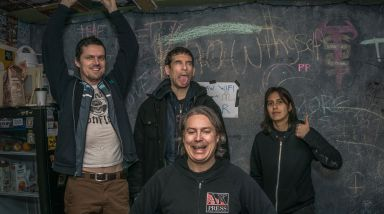 Propagandhi New Zealand Shows Announced