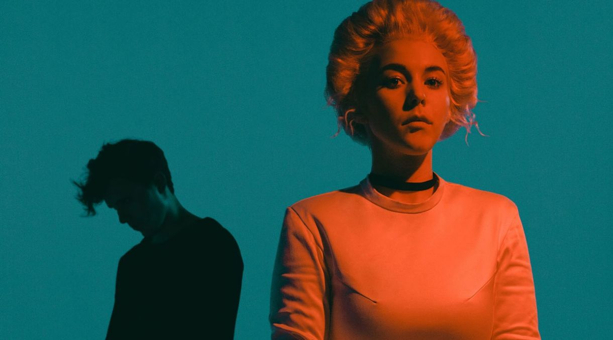Canadian Duo Purity Ring Surface With New Single 'Asido