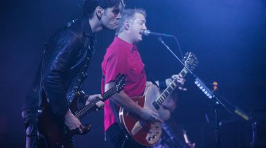 Live Review: Queens Of The Stone Age - Logan Campbell Centre (+ Photos)