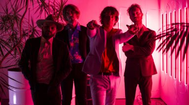 Racing Unveil Slick Black And White Video For 'Let It Slip'