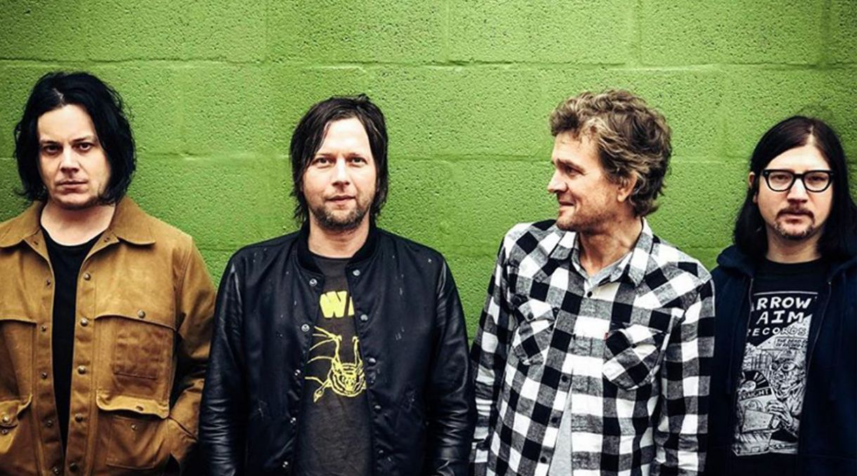 The Raconteurs Debut New Zealand Show Announced