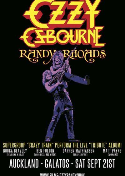 Ozzy Osbourne/ Randy Rhoads