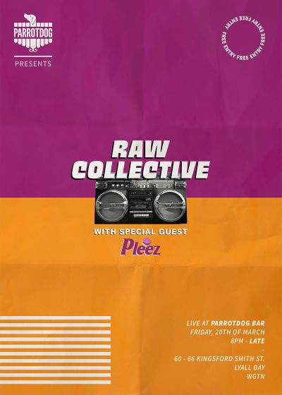 Postponed - Raw Collective