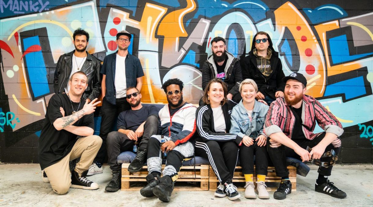 Lineup Announced For Whanganui Walls Music Stage Ft. Pluto, Raw Collective, DARTZ + More
