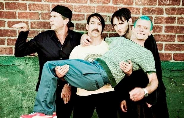 Red Hot Chili Peppers To Play Auckland In January