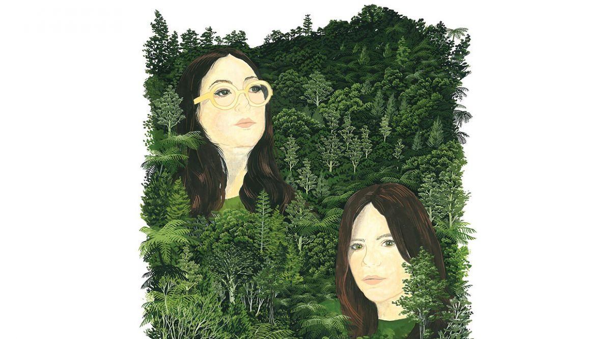 Nadia Reid and Hollie Fullbrook of Tiny Ruins play throughout NZ in September / October / November.