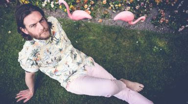 Premiere: Richard Dada Shares Dreamy Video 'Pink Flamingos'