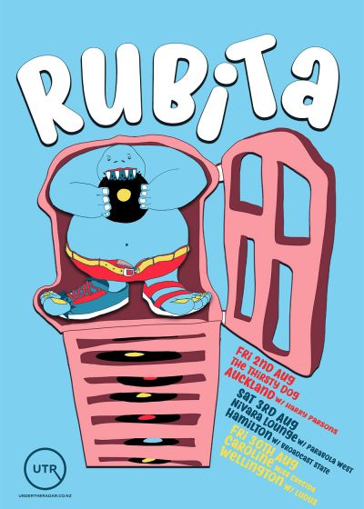 Rubita - Let Me Know Single Release Tour