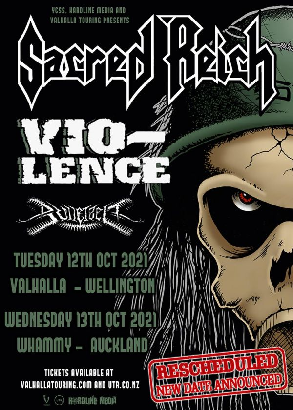 Sacred Reich and Vio-Lence
