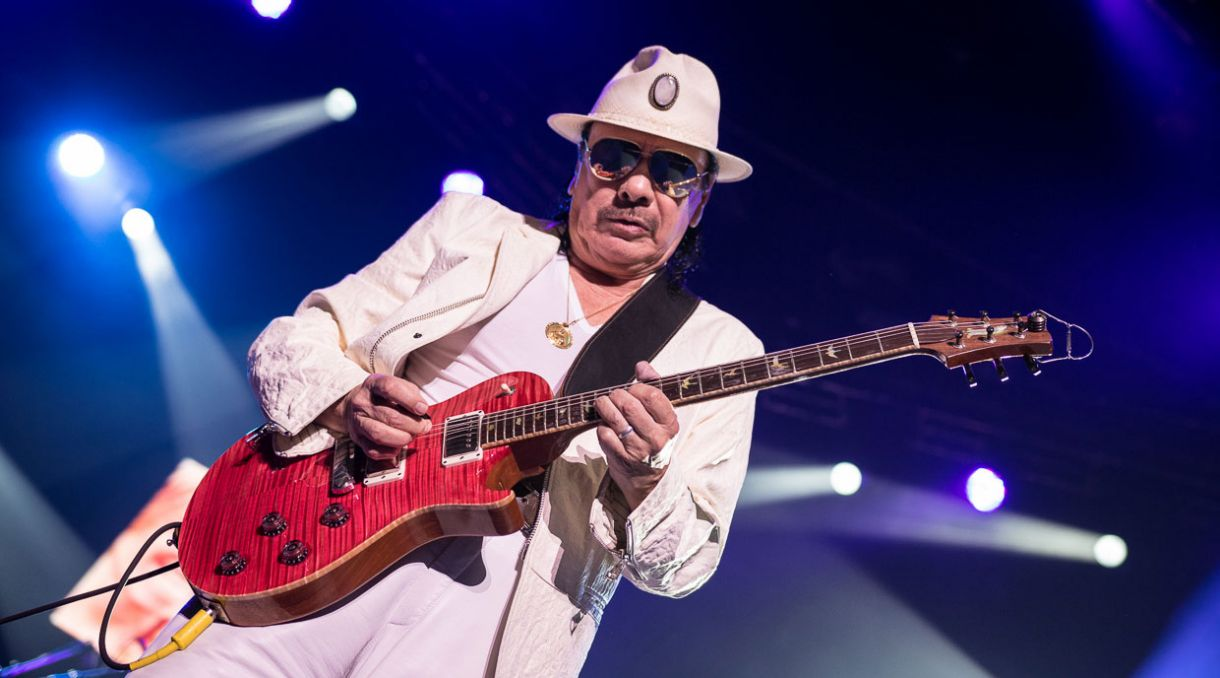 Live Review Santana The Doobie Brothers Vector Arena Auckland