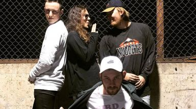 Auckland's Scared Of Girls Let Loose Video For 'Mulholland Drive'