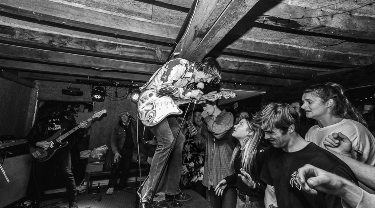 Live Photos: The Schizophonics – The Yot Club, Raglan