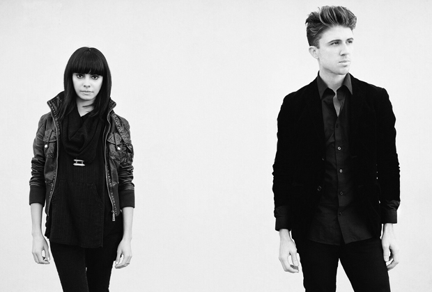 Video: School of Seven Bells - The Night