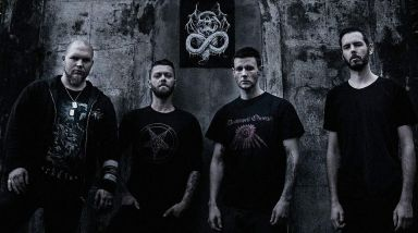 Wellington's Scorn Of Creation Drop Self-Titled Debut Album
