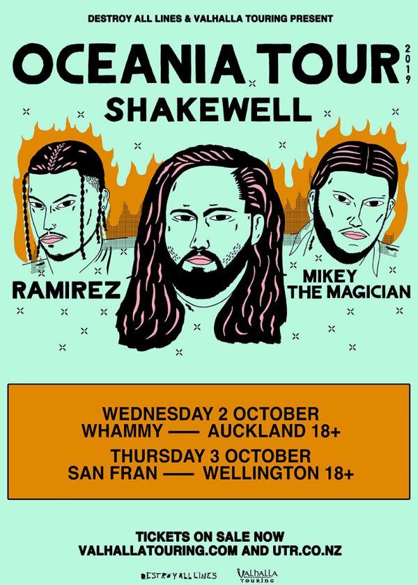 Shakewell & Ramirez