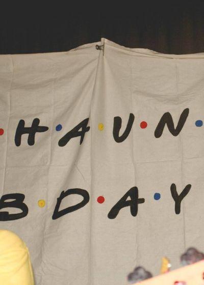 Shaun's Birthday