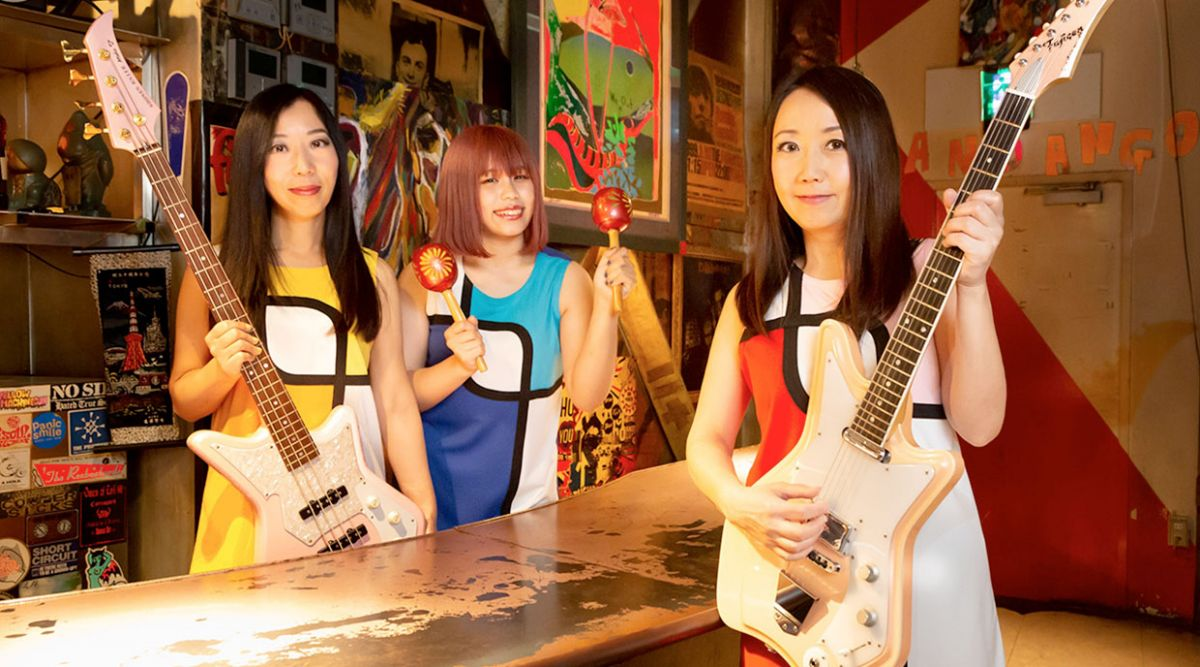Japanese punk-pop icons are heading back our way for a three date tour.