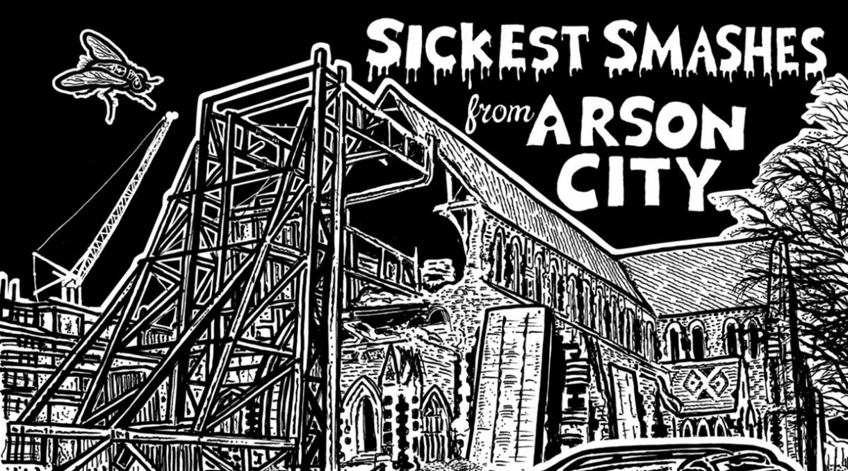 Melted Ice Cream Drop 'Sickest Smashes From Arson City: Legacy Edition'
