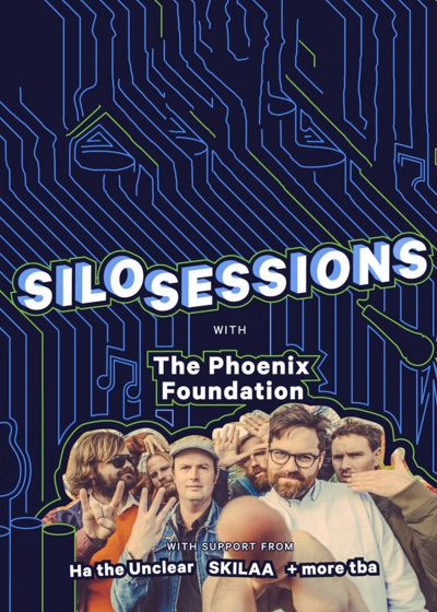 The Phoenix Foundation, Ha The Unclear, SKILAA