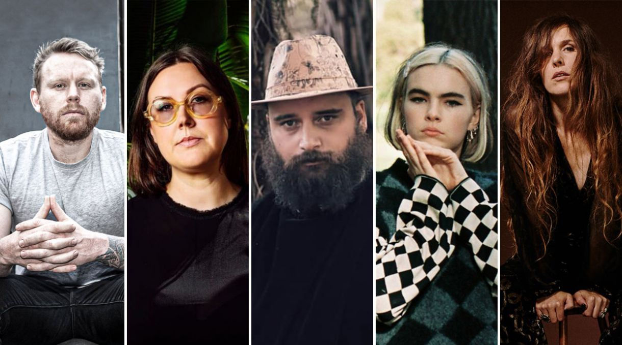 Top Five Finalists Revealed For 2020 APRA Silver Scroll Award