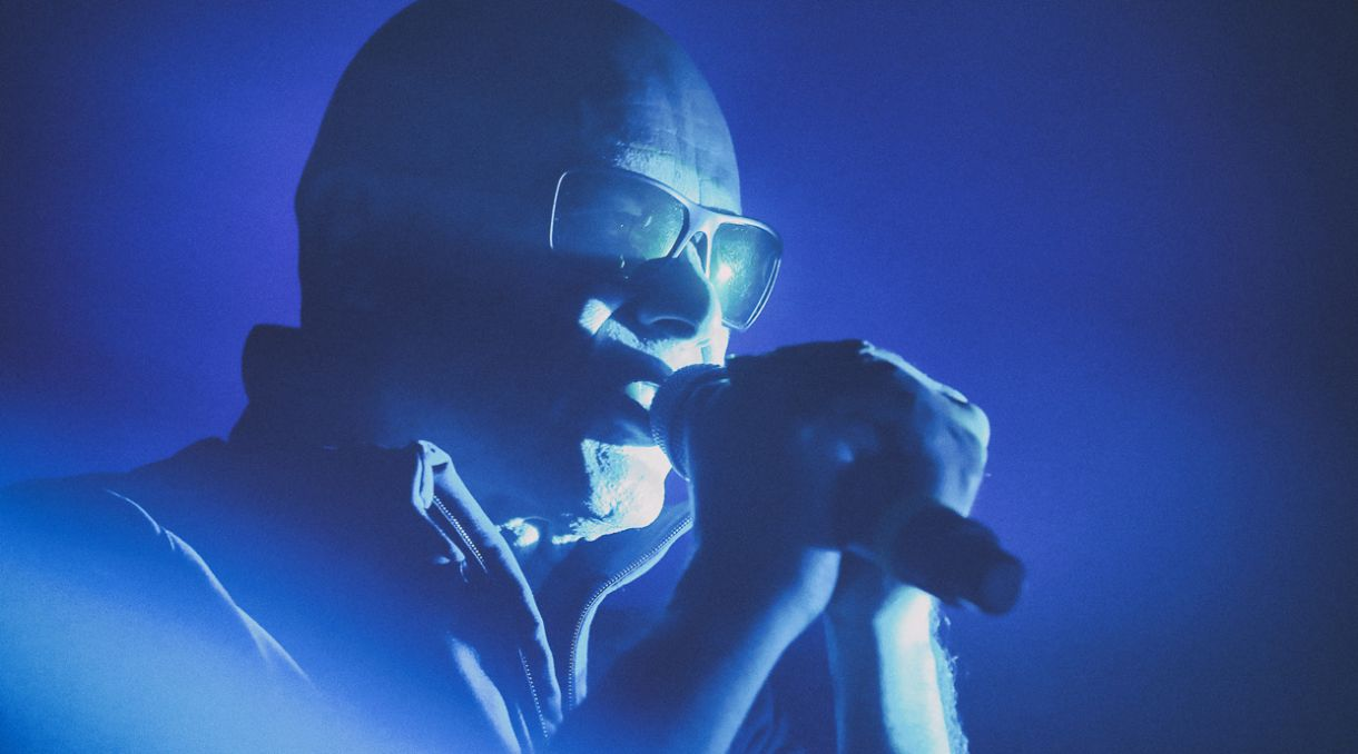 Live Photos: The Sisters Of Mercy - The Powerstation, Auckland