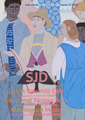SJD - Saint John Divine Release
