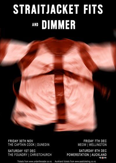 Straitjacket Fits / Dimmer