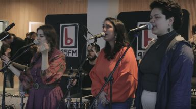 Caught Live: SKILAA Play Two Songs At 95bFM's Drive Island