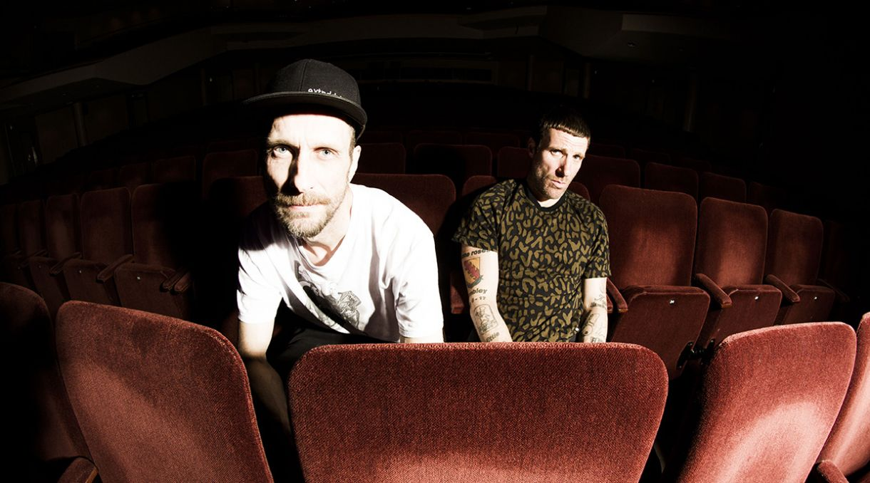 Sleaford Mods Drop New Album 'Eton Alive'
