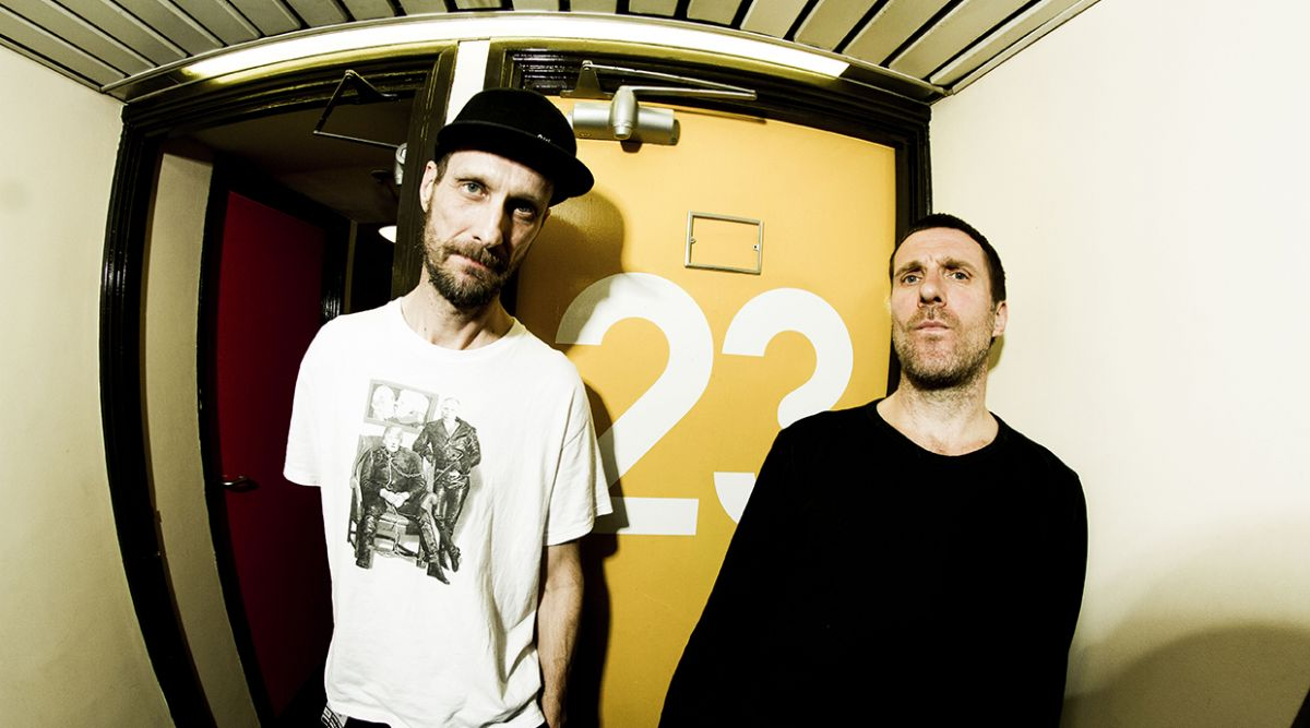 UK electronic punks are playing their very first NZ headline event this summer.