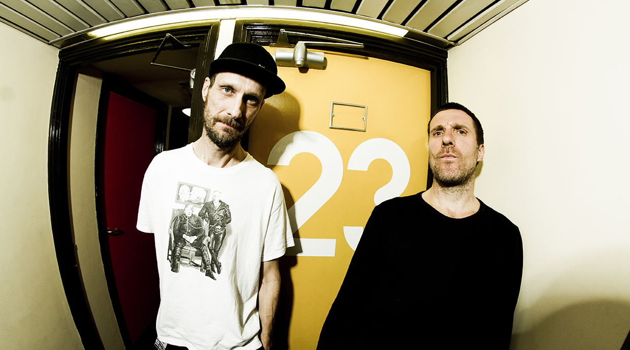Sleaford Mods Debut New Zealand Show Announced
