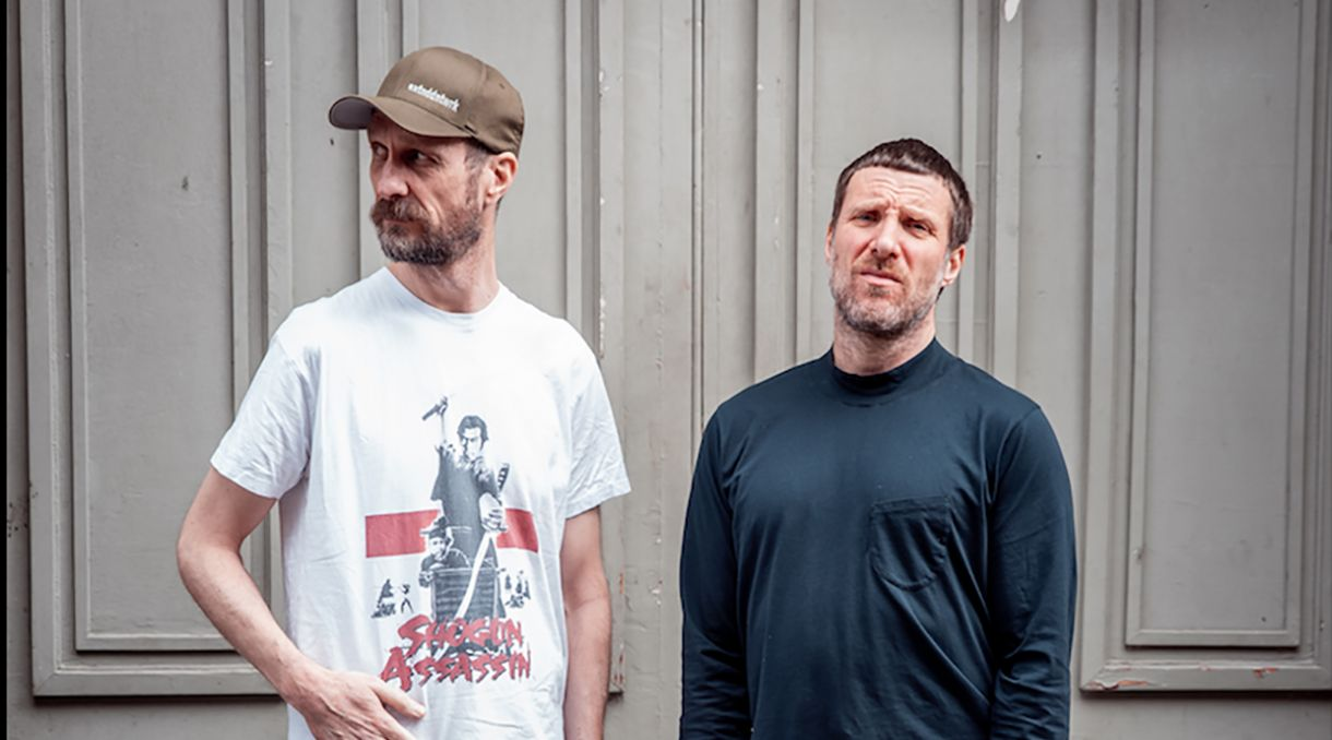 Sleaford Mods Announce 'All That Glue' Retrospective + Share Live Video