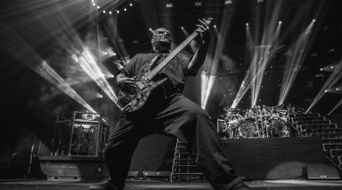 Live Photos: Slipknot and Lamb Of God - Vector Arena, Auckland