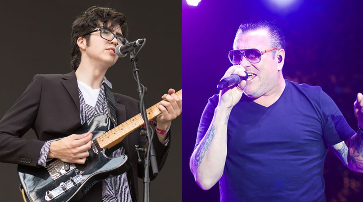 Smash Mouth Cover Something Soon By Car Seat Headrest