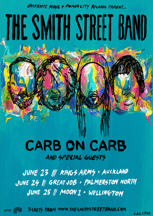 The Smith Street Band - CANCELLED